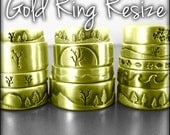 Gold Ring Resize