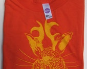 Tiger Bunnylope Size 2 Kid tee