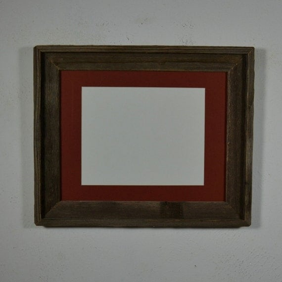 11x14 wood frame with mat for 8x10 or 8x12 or 9x12 by for 11x14 frame