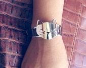 MEOW bracelet (free shipping)