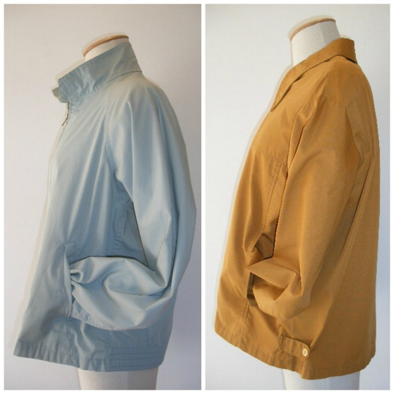 Men's Vintage 60s windbreakers James Dean slouch by ...
