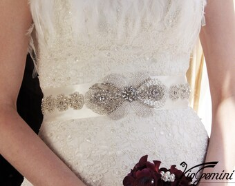 Bridal Sash Belt, Bridal Sash , Wedding Sash Belt , Crystal Wedding Belt, Crystal Bridal Sash, Wedding Belt