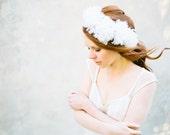 Wedding Accessories, Bridal headband, Headpiece, Bridal Hair Crown, Blossom - Style 325
