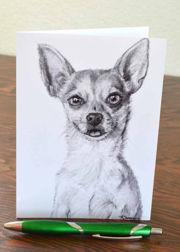 It is a graphic of Unforgettable Drawing Of Chihuahua