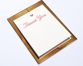 Sweet Thank you Note - FREE SHIPPING