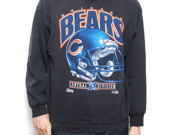 vintage FOOTBALL CHICAGO BEARS nfl sweatshirt