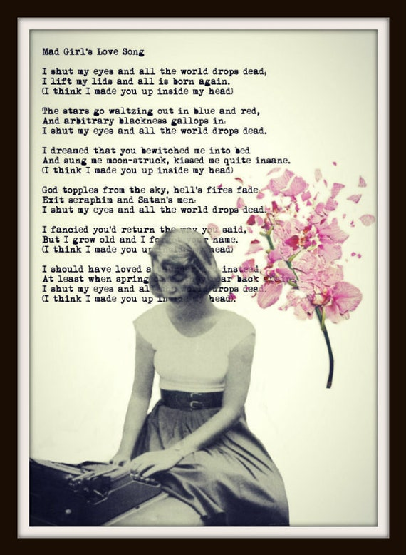 sylvia plath the morning song What is the only difference between the emotions of an ordinary smiling new mother in the 1960s and those of sylvia plath when she writes her melancholy 'morning.