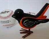 Baltimore Oriole Bird Ornament