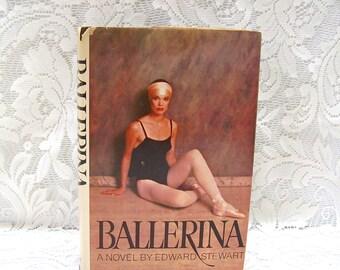 Ballerina - by Edward Stewart - copyright 1978