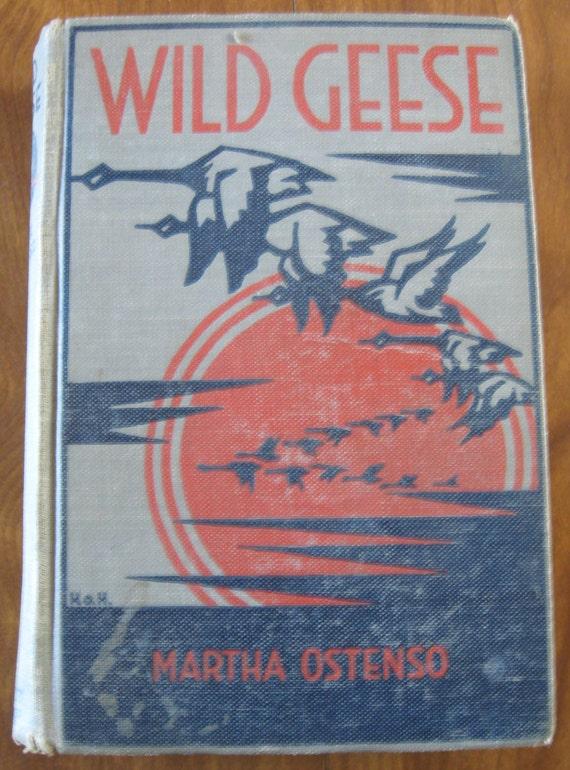 Wild geese martha ostenso essay