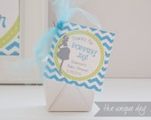 thanks for popping by -  going to pop - Baby Shower - About to pop - Pregnant Mom, Chevron - Thank you tags - Printable - DIY // RTP- 04