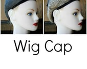 Wig Cap | Black Netted | Hair Cap