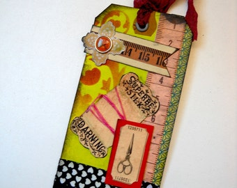 Altered Tailor's Tag