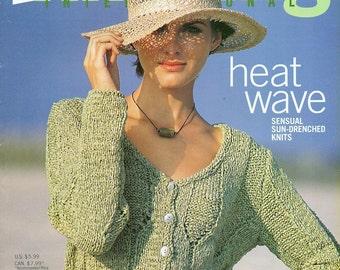 Vogue Knitting International SPRING / SUMMER 2003