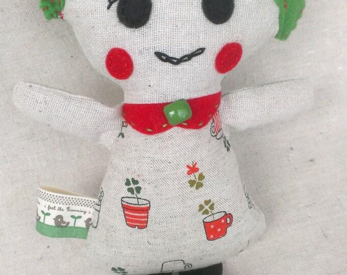 Flor La Chiquitina Softie Doll