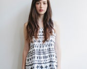 The Grace Print Dress