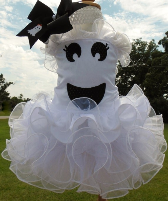Halloween Wear Pageants Halloween Ghost Pageant Wear 5