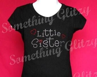 Little Sister Tank Top or Tee- Toddler thru Adult