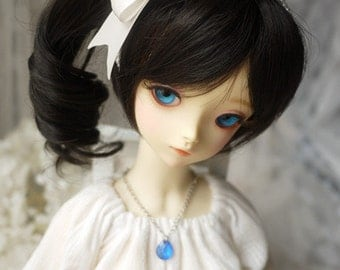 Ribbon Bow Knot Hair Band for BJD SD and MSD/YoSD Dolls 4 Colors Available (Type 5)
