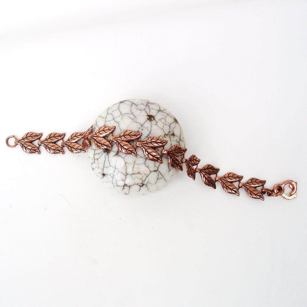 vintage mens copper bracelet guys jewelry dude accessories. Black Bedroom Furniture Sets. Home Design Ideas