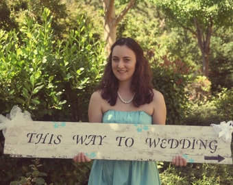Vintage Weddings, Rustic Driftwood Signs, Party Decorations, Garden Party, Signs, Wooden Planks by HeatherVintage88