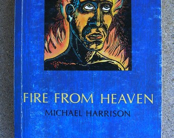 Fire From Heaven - Spontaneous Combustion in Human Beings - Skoob Books Esoterica - Out of Print 1990 Edition
