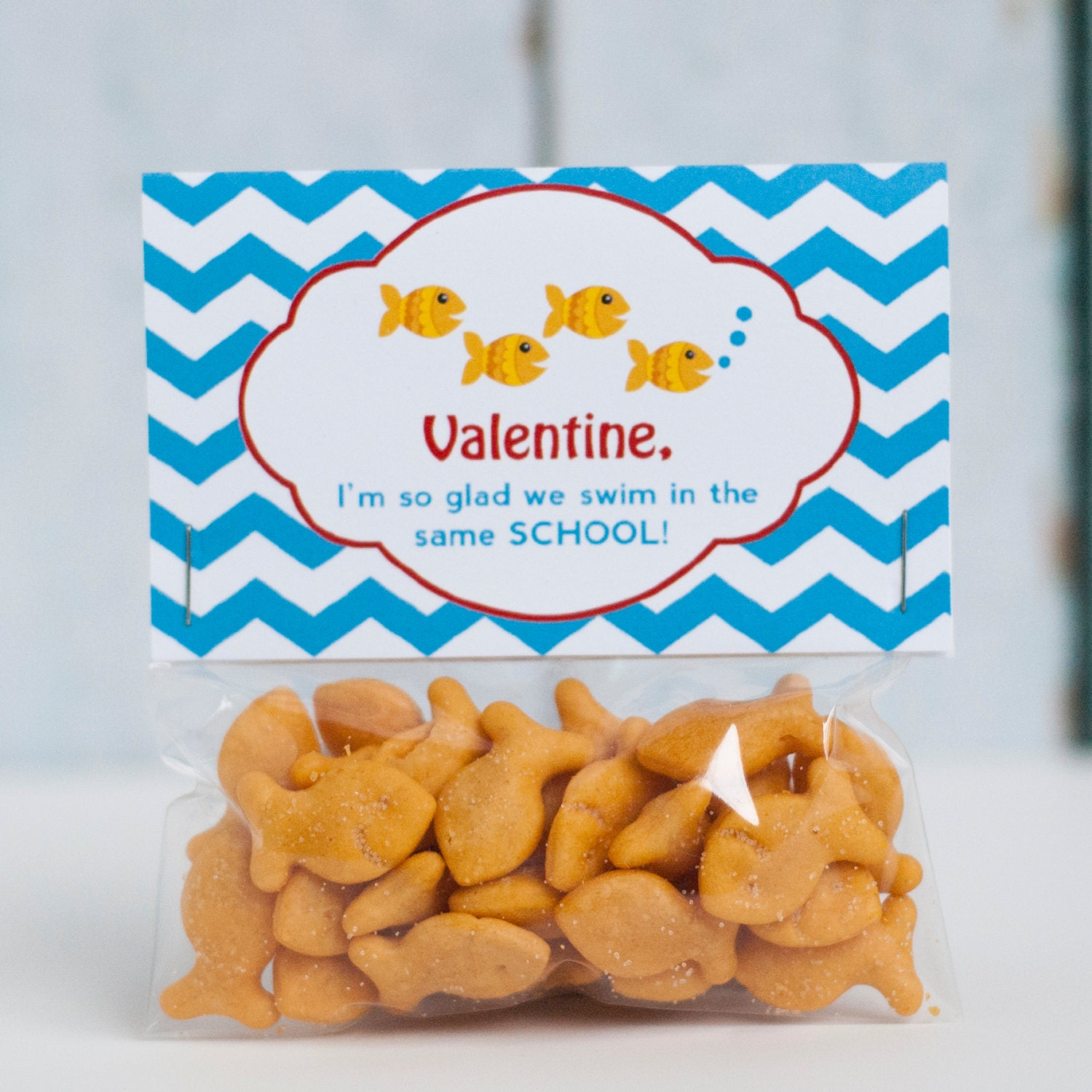 It's just an image of Légend Goldfish Valentine Printable