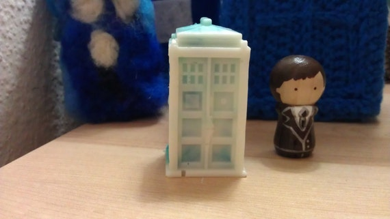 SERIES 2 - time and space - whovian soap