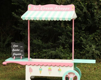 Ice Cream Stand, Lemonade Stand, Candy Stand, Watermelon Stand etc.