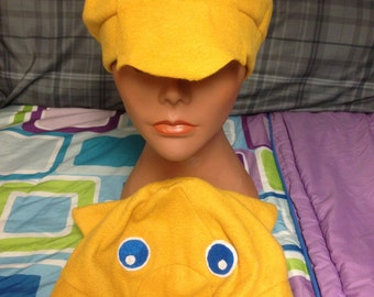 Chocobo Fleece Hat