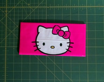 Hello Kitty Duct Tape Women's Wallet
