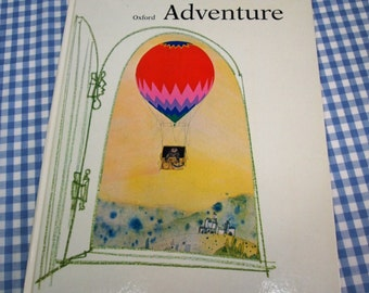 bear's adventure, vintage 1981 children's book