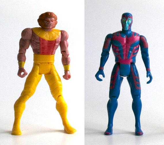 vintage marvel action figures eBay