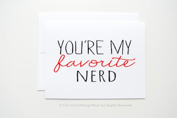 how to say i love you in nerd