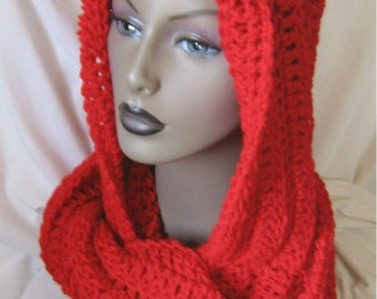 Hooded infinity scarf - 4 colors