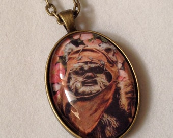 Star Wars - Wicket Ewok Necklace
