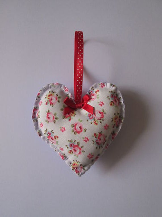 Shabby chic christmas decorations cath kidston fabric - Shabby chic christmas decorations to make ...