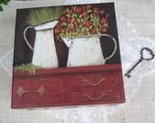 Organic Dried Herb Sampler Gift Box