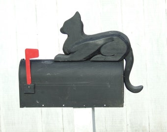 Black Cat Mailbox - Banksville79 Exclusive