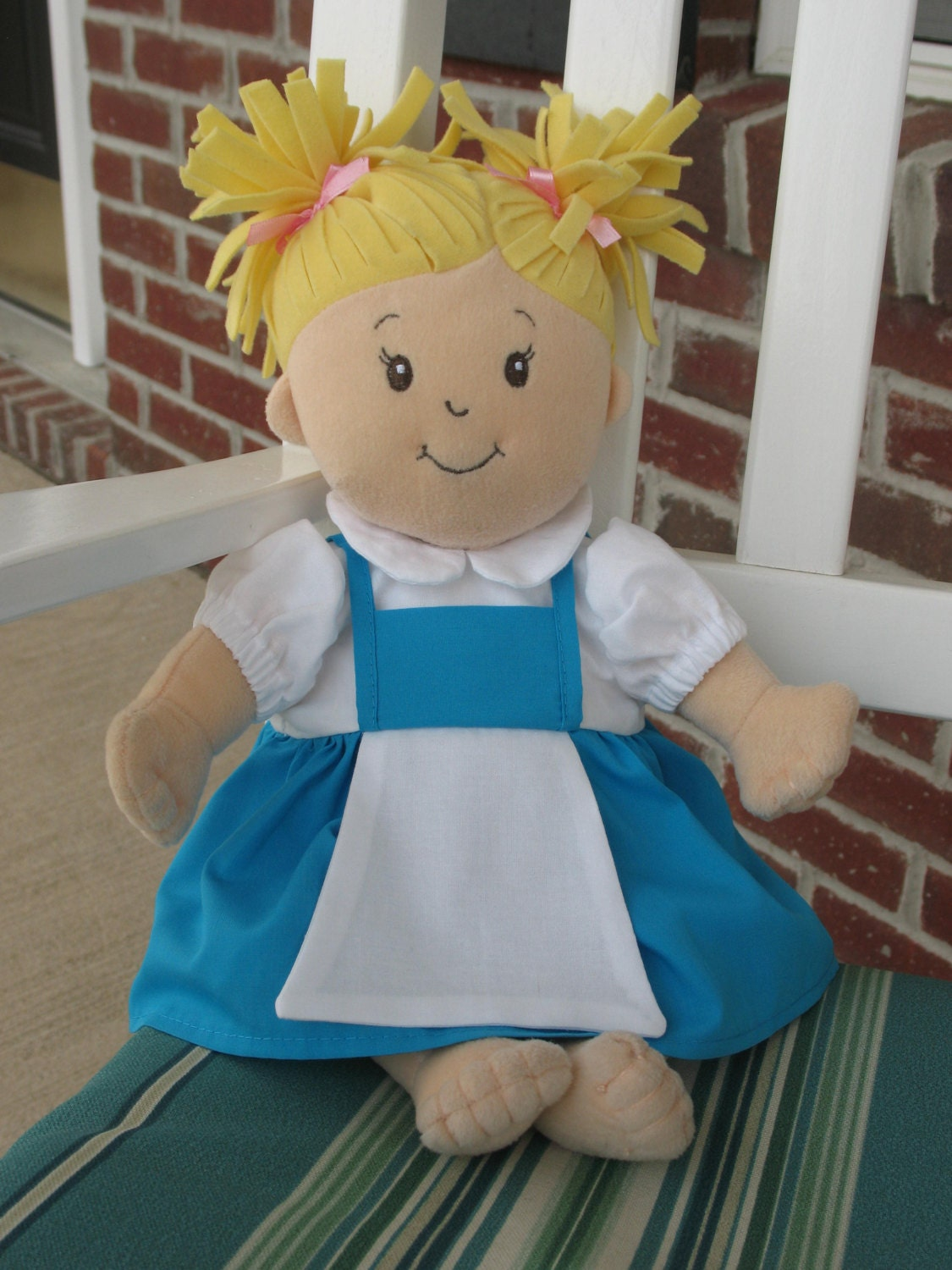 Dress set fits Baby Stella Dolls Beauty and by