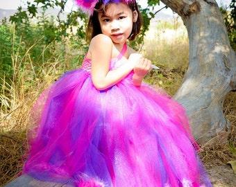 Cheshire Cat, Cheshire Cat Costume, Alice in Wonderland, Halloween Costume, Pink Tutu Dress, Cat Costume, Cat Tutu, Outfit of Choice