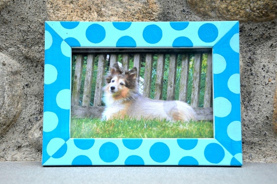 Two Toned 4x6 Picture Frame