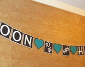 Soon To Be Mrs.... Banner!