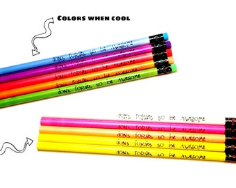 Nerdfighter DFTBA Color-changing Pencil Pack