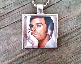 Dexter Morgan-Pendant Necklace