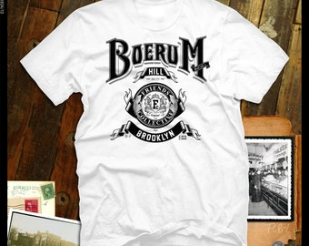 Boerum Hill  Brooklyn N.Y.  T-shirt