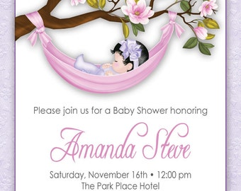 Thank Heaven for Little Boys Baby Shower Invitations Unique