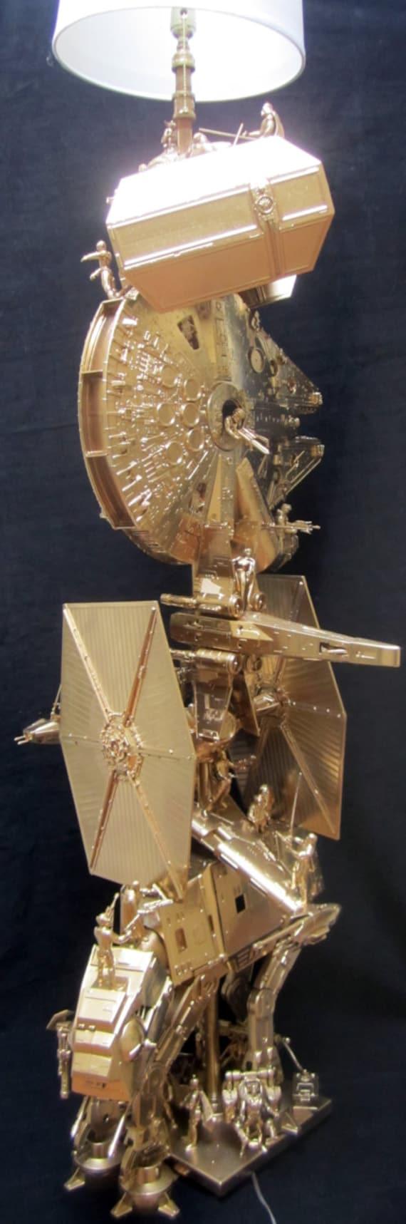 star wars floor lamp   tall