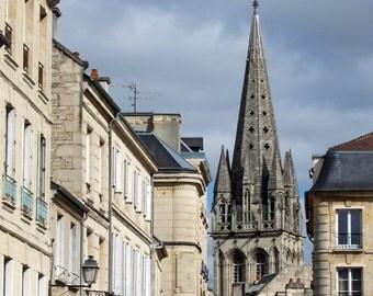 Caen, France - 8x8 fine art photograph
