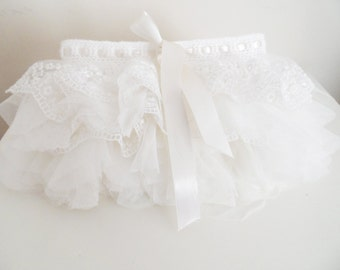 Tulle and Lace Baby Girl Tutu  Skirt for Flower Girls, Birthdays Party, Paegant